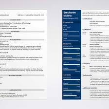 Resume Templates Interior Design Examples Australia Unnamed Fil
