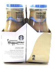 Starbucks Frappuccino Vanilla Light Pack Of 8 Buy Online