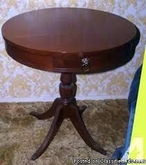 small antique side tables antique side table with drawer antique round side table w small drawer