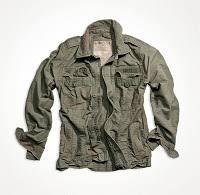 Полевые <b>куртки</b> в армейском стиле