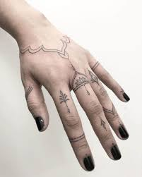 Finger Tattoos Designs Aftercare And Answers To Your Questions
