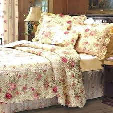 shabby chic comforters chic bedding collections country chic comforter sets home fashions antique rose collection