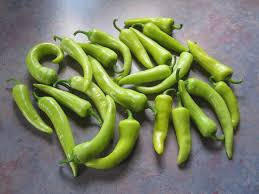 banana pepper tangy sweet and mild