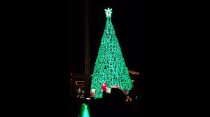 Columbus Ohio Tree Lighting Easton Town Center Lighting Of The Tree In Columbus Ohio