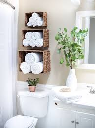 You may opt for single or multiple rack installations in different patterns and styles using wall shelves ideas, depending upon your taste and requirements. Small Bathroom Best Wall Shelves Storage Ideas Apartment Therapy