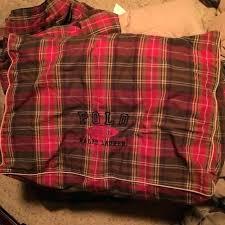 ralph lauren plaid bedding tartan sets