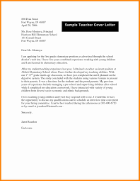 8 Formal Covering Letter Format Resume Type