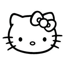 Simple Cat Face Drawing Espirituindomable Co