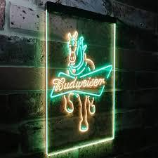 Amazon Com Zusme Budweiser Clydesdale Horse Novelty Led
