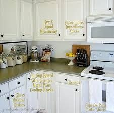 Kitchen Counter Organization Organized Space Of The Week Kitchen The Baking Zone A Bowl