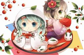 hình ảnh anime chibi dễ thương đẹp nhất thời đại. Nhiều ảnh anime đẹp nhất  thế