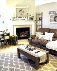 matching rugs for brown couches living room ideas with dark leather that go couch