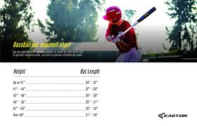 Baseball Bat Fitting Chart Easton 2018 Usa Baseball 2 5 8 S550 Youth Baseball Bat 8