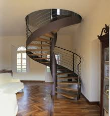 loft spiral staircase. Simple Staircase Spiral Staircase  Steel Frame Wooden Steps Without Risers  LOFT In Loft Spiral Staircase I
