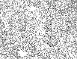 Free Coloring Pages For Adults Printable Hard To Color Photo Gallery