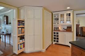 Pantry For Small Kitchens Antique Home Amherst Nh Currier Kitchens