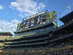 Lambeau Field Seating Chart Lambeau Field Wikipedia