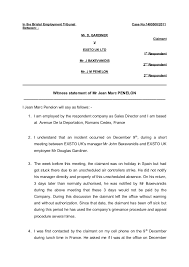 Section 9 Witness Statement Template - April.onthemarch.co