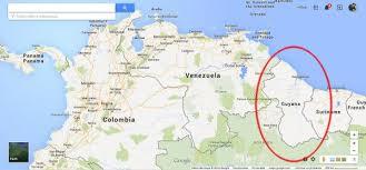 Región de Esequibo enfrenta a Guyana y Venezuela