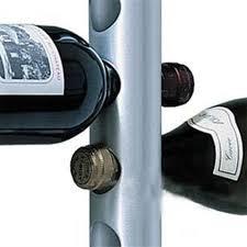 Bar Bottle Display Stand Creative Wine Rack Holders 100 100 Holes Home Bar Wall Grape Wine 98