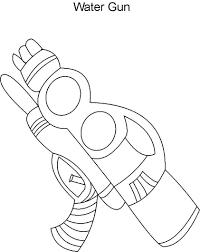 Nerf Gun Coloring Pages At Getcoloringscom Free Printable