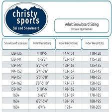 K2 Womens Snowboard Size Chart 12 Burton Snowboard Size Chart Snowboard Size Calculator