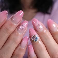 ピンクネイル ネイルサロン ジュエル Nail Salon Jewel
