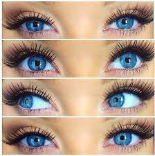 besides the ridiculous length on the lashes this is how i want to do my eyes everyday