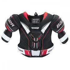 Bauer Shoulder Pad Size Chart Bauer Nsx Junior Hockey Shoulder Pads