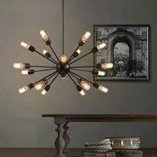 multi pendant chandelier lighting dining