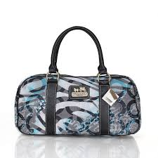 Best Style Coach Fashion Poppy Medium Blue Satchels Cdx Outlet nv8af