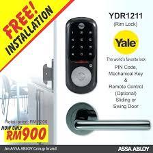 yale sliding door locks sliding door digital lock yale sliding patio door lock