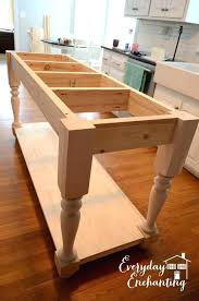 build a kitchen table from wood build your own kitchen table how to build a small build a kitchen table