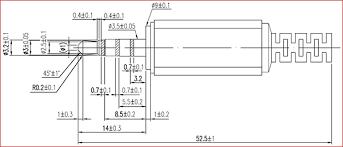 audio jack pin diagram wiring diagram repair guides 3 5mm audio jack ts trs trrs type audio jack wiring diagrams3
