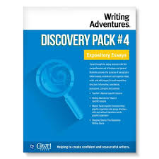 discovery pack expository essays create press