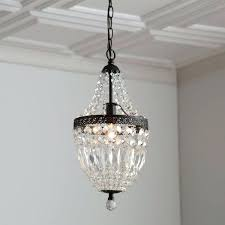 crystals to hang on chandeliers incredible metal chandelier with crystals best ideas about mini chandelier on