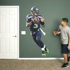 fathead wall decals 3 officially licensed life size removable wall decal fathead wall decals sports fathead wall decals