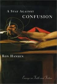 nonfiction book review a stay against confusion essays on faith a stay against confusion essays on faith and fiction