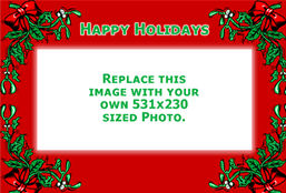 Free Christmas Website Templates Free Christmas Greeting Card Website Templates