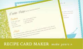 card maker template free recipe card maker skip to my lou i love these recipe cards