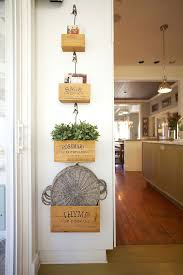 view in gallery stylish crates are perfect for a small indoor herb garden anywhere design van wicklen