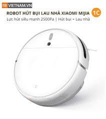 Robot Hút Bụi Lau Nhà Xiaomi Mijia 1C - Mi Việt Nam