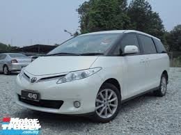 Research toyota estima car prices, news and car parts. Toyota Previa For Sale In Malaysia
