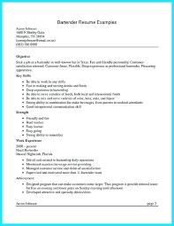 Server Resume Objective Server Objective Resume Food Service Resumes
