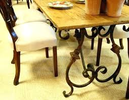 wrought iron indoor furniture. Wrought Iron Indoor Dining Set Room Chairs Furniture Awesome