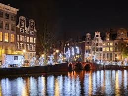 Friendship Amsterdam Light Festival Amsterdam Light Festival 2015 Foto Rtl Nieuws Night