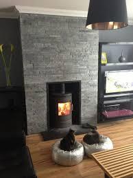 Best 25 Slate Fireplace Surround Ideas On Pinterest  Slate Slate Fireplace