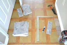 installing vinyl tile how to install tiles home and interior vanity stick floor in l luxury