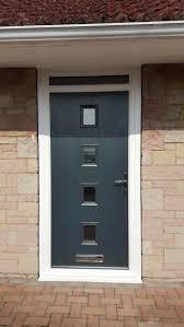 Everest Aluminium Doors Coloured Double Glazed Front Doors Upvc ...