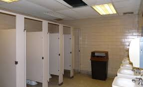 office bathrooms. office bathrooms where everyone is a disgusting monster